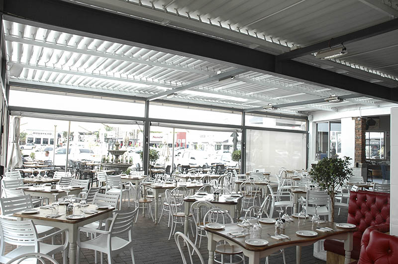 Louvre Awnings Products